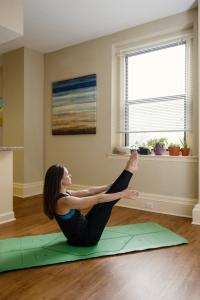 yoga teacher photography