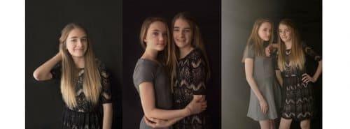 teen photo shoot
