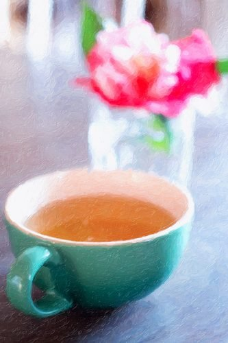 """""""Tea for One in the Afternoon"""", Photo by Margo Millure ((www.margomillurephotography.com))"""