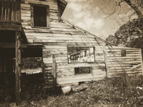 """History of a Barn"" Photo by Margo Millure ((www.margomillurephotography.com))"