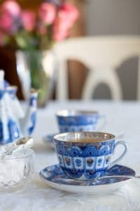 tea party image event planner