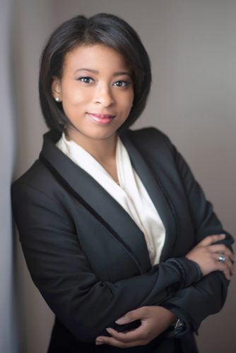 professional headshot female executive