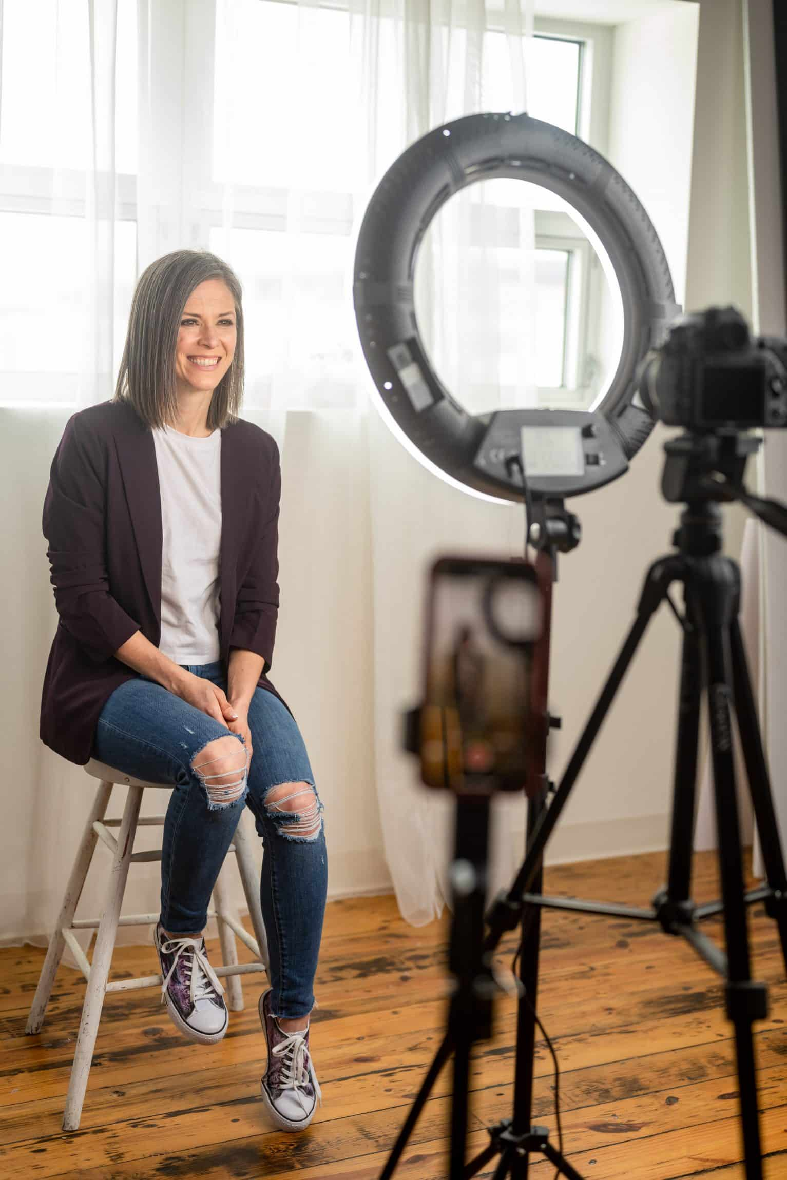 personal branding photo experience